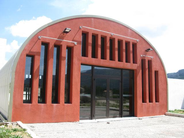 Espace Trouin Le Corbusier au Plan d'Aups