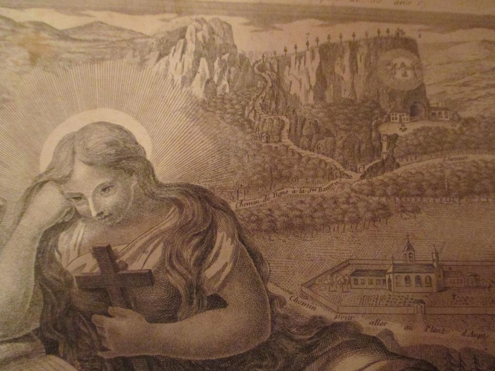 Marie-Madeleine et le monastère de Brou