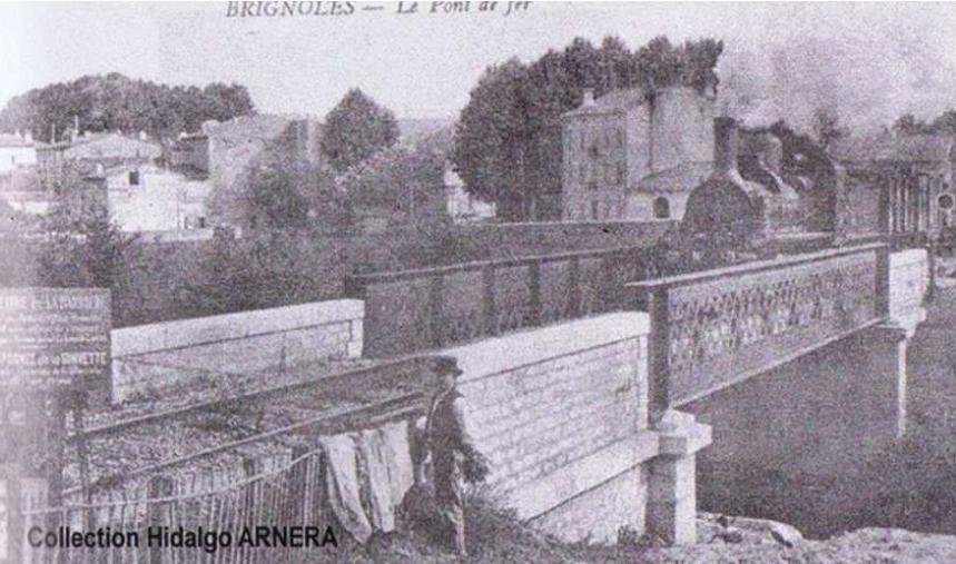 Une ligne historique vers Carnoules