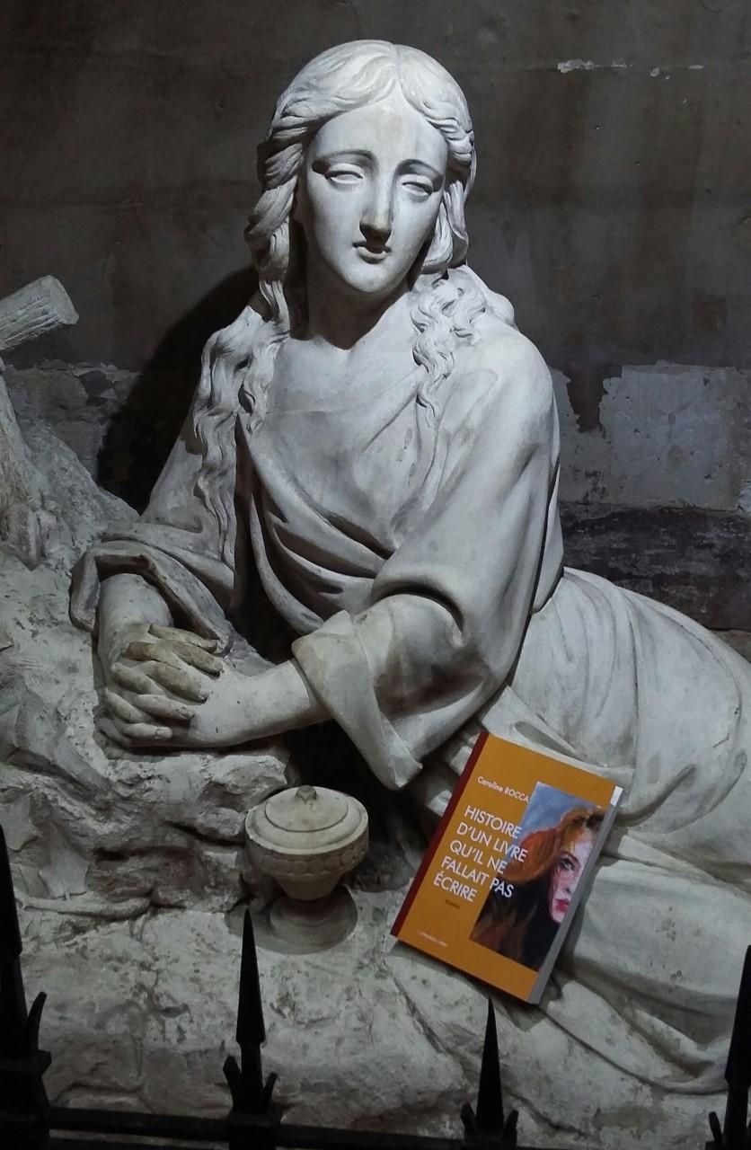 Marie-Madeleine au cœur d'un roman