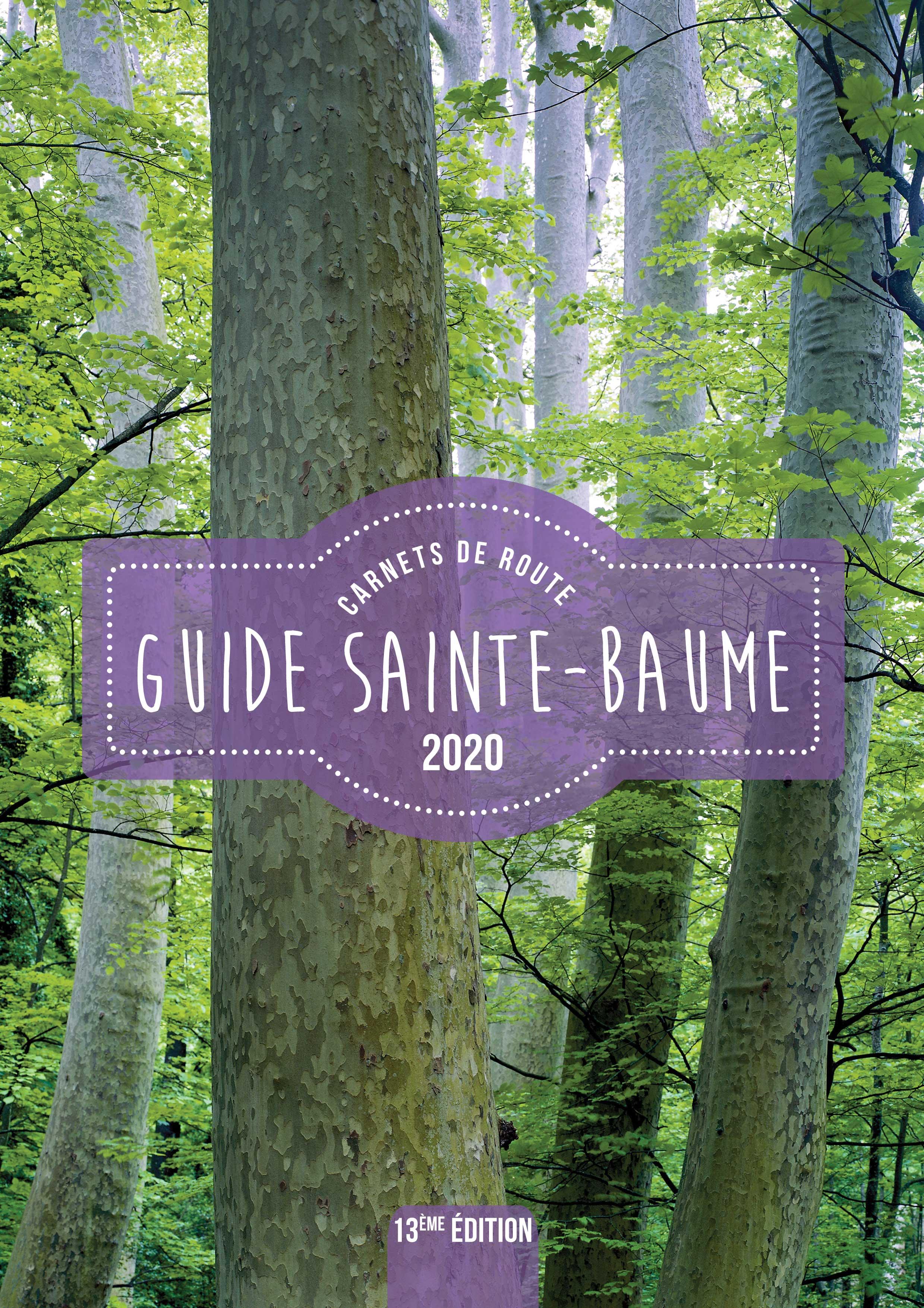 Le Guide Sainte-Baume 2020 est disponible sur Calaméo !
