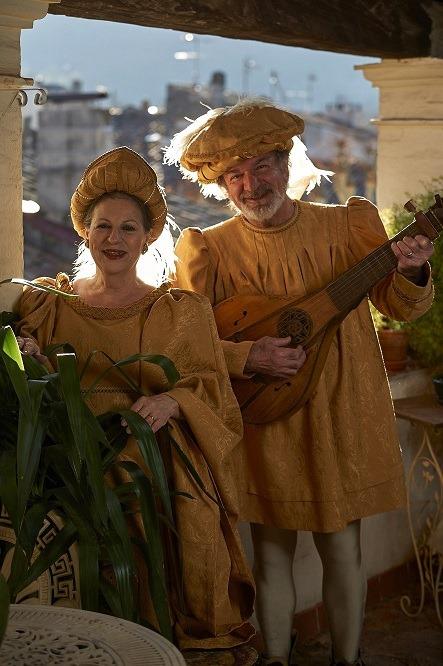 « Lei Troubaire de Madelano », troubadours et luthiers