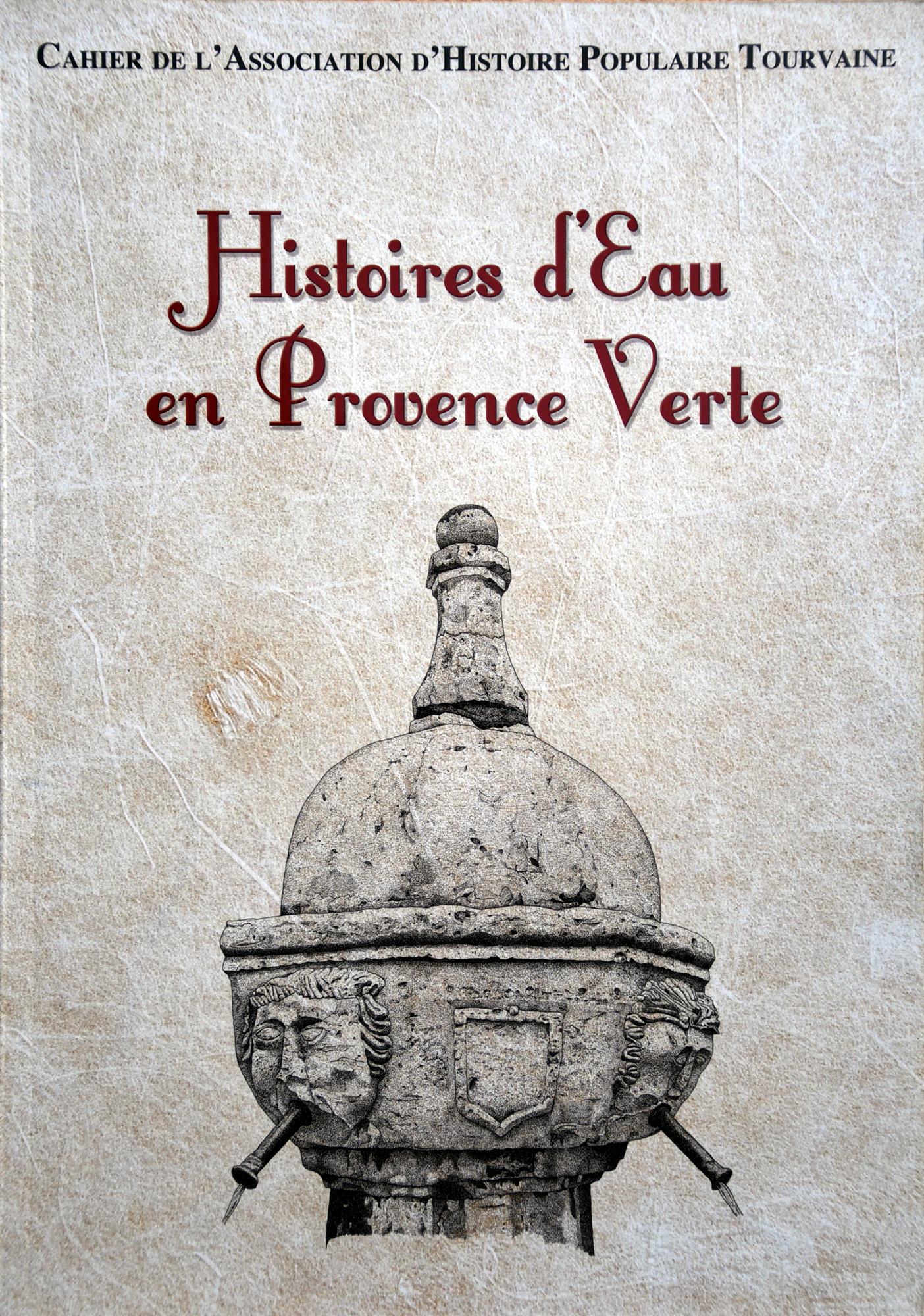 Histoires d'eau en Provence Verte