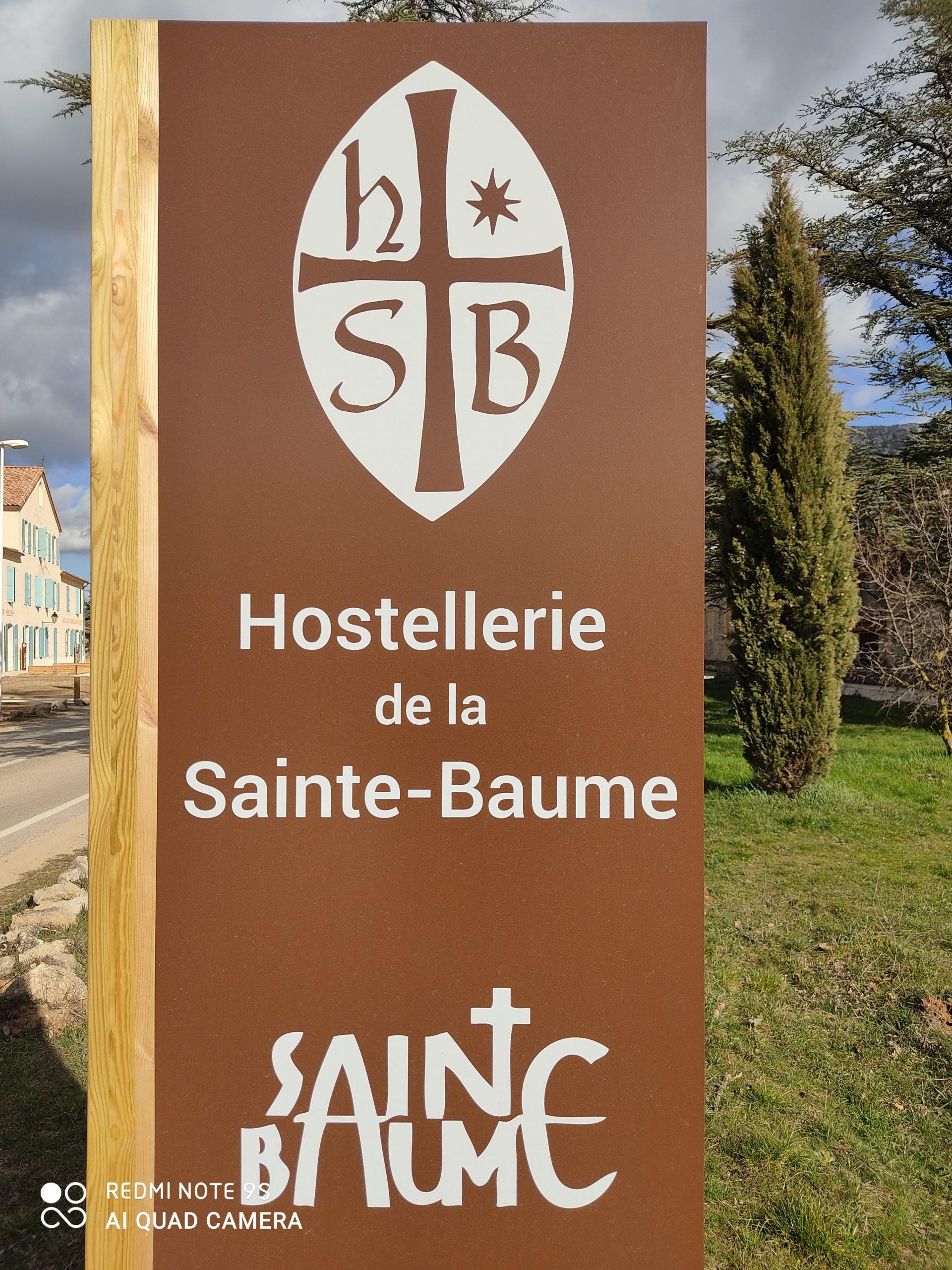 Accueil en Sainte-Baume