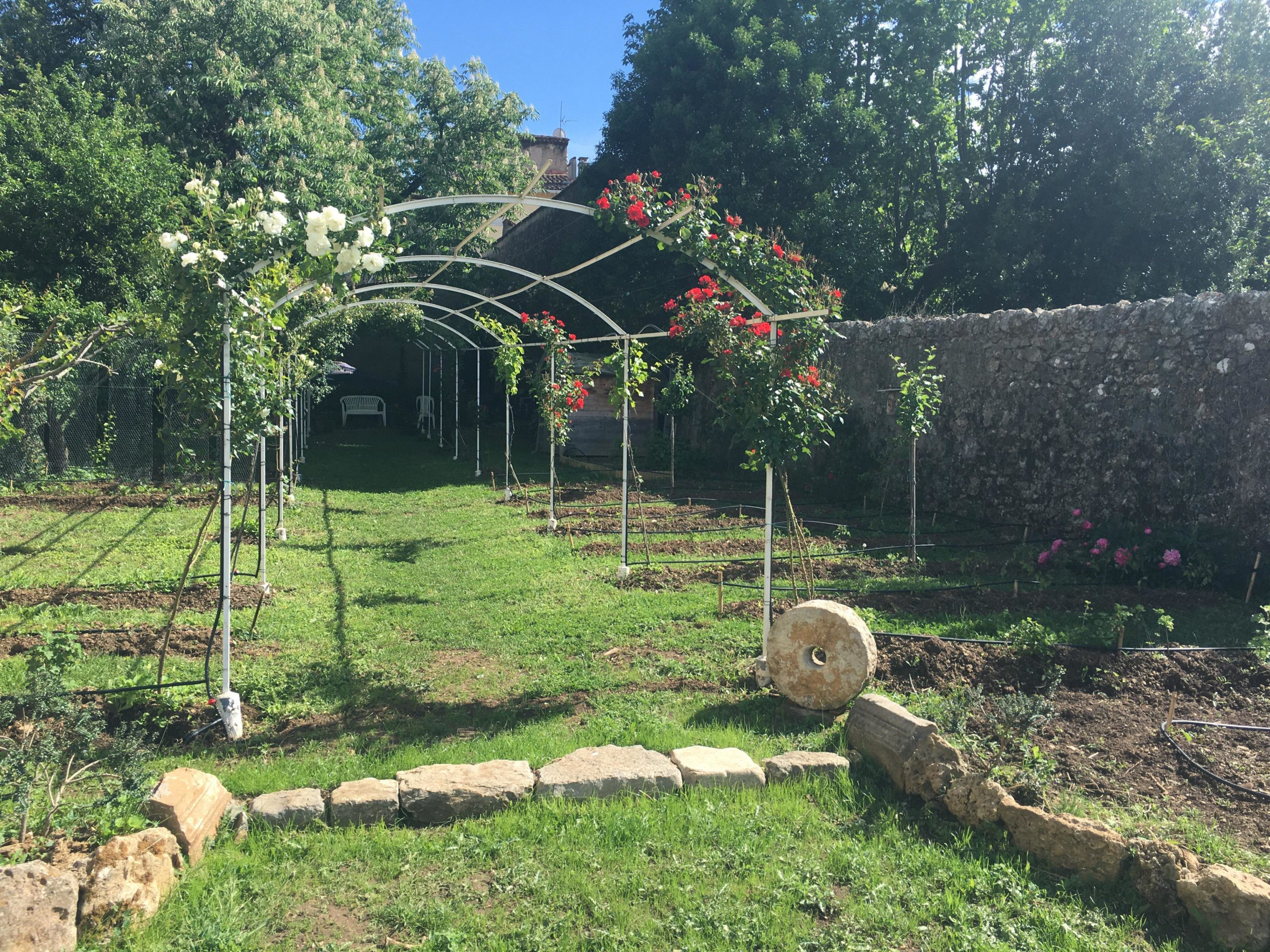 Un jardin pour la santé avec Les Jardins d'Antares